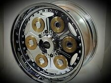 (4) 20x10 GMC 1500 MC MOTORSPORTS FULLY LOADED WHEEL