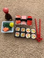 Sushi Play Set Wooden Kidkraft Preschool Toy