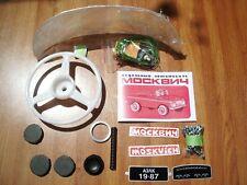 Moskvich pedal car restoration kit