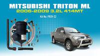 Mann ProVent Oil Catch Can Kit for Mitsubishi Triton ML 4M41T 3.2L CRD 2006-10