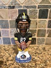 "Vintage John Stallworth Pittsburgh Steelers HOF NFL Bobblehead. 7"""