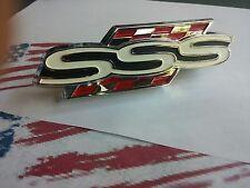datsun 510 bluebird 1600 SSS grill jdm badge emblem FREE  shiping in US