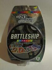 Battleship Express 20 Minute Game Travel Size New NIP