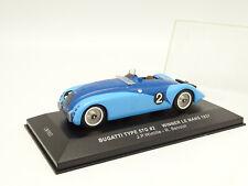 Ixo 1/43 - Bugatti Type 57G Winner Le Mans 1937
