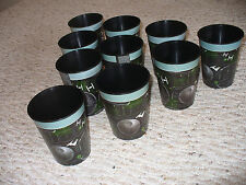 Lot of 10 Star Wars Rogue One 16 oz Drinking Cups Plastic Stackable PBA Free