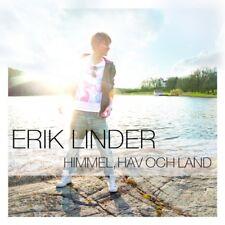 """Erik Linder - """"Himmel Hav Och Land"""" - 2012 - CD SIngle"""
