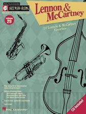 Lennon and McCartney Jazz Play Along Book and CD NEW 000843022