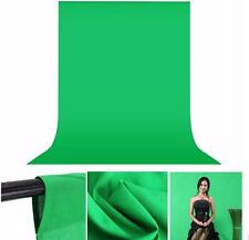 7*10ft Photography Background Screen 100% Cotton Muslin Chroma Key Photographic