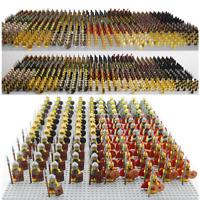 21 Minifiguren Römische Legion, Römer Zenturio Legionär Gladiatus Soldiers LEGO
