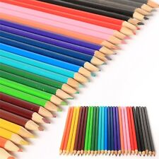 30 x LARGE COLOURED PENCIL PACK School Stationery Children/Kids Art/Craft Set