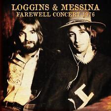 Loggins & Messina - Farewell Concert 1976 (2018)  2CD  NEW/SEALED  SPEEDYPOST