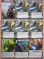Warhammer 40000 Conquest LCG - Warlord Soldat + Squad - Legions of Death