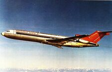 Boeing 727-251 , Northwest Airlines , Ansichtskarte