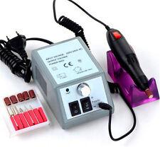 Uñas Maquina Taladro Clavo Electrico Pulidor Broca Torno de Manicura Pedicura
