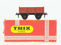 TRIX EXPRESS 3450 Spur H0 offener Güterwagen O, DB, Epoche III, OVP, lesen!