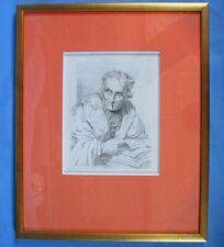 Gravure Anglaise de Saint Bernard par George HAYTER