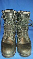 Bates Men's GX-8 GORE-TEX Side Zip E02268 Black Work Boots