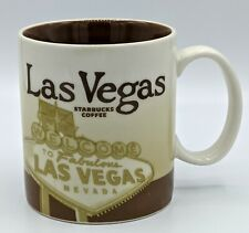 Starbucks Global Icon Las Vegas Collector Series 16 OZ 2012 Coffee Mug]