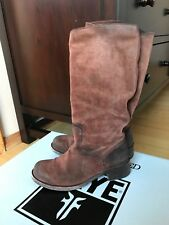 Frye Boots Elena Pull On Size 6.5