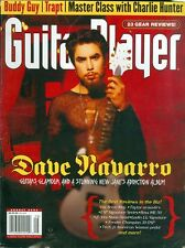 2003 Guitar Player Magazine: Dave Navarro/Vox Brian May/Boss ME-50/Trapt