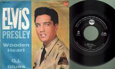 Presley Elvis - Wooden heart/G.I. blues