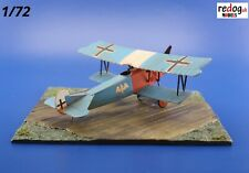 Redog 1/72 WWI Diorama Display Wooden Planks Airplane Scale Models Kits D20