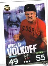 Slam Attax W Legends - Nikolai VOLKOFF