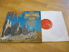 LP La Pastorella Der Montanara Chor Bella Bimba Vinyl TELEFUNKEN 6.23468