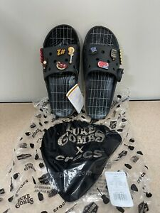 Luke Combs X Crocs Classic Bootlegger Slides Mens SHIPS FAST