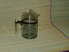 Vintage Pyrex coffee pot Rare solid glass drip basket complete, check it out!