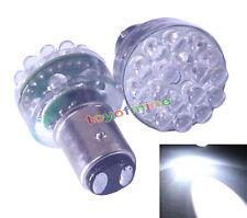 2X 24 LED BAY15D 1157 Bulb Car Light Rear Lamp 12V