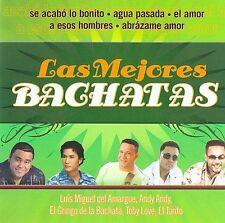 Various Artists : Las Mejores Bachatas A Tu Mejor Precio CD