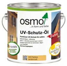 OSMO UV Schutz Öl 420 Farblos 2,5 Liter