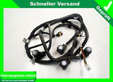 Einparkhilfe PDC Sensoren +Kabelbaum hinten Bosch Silber Opel Vectra C 12787793