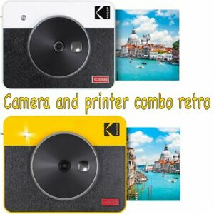 Kodak Mini Shot Combo 3 retro instant camera ibrida Garanzia 4 anni Fowa