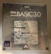 GFA Basic 3.0 for Atari 520/1040/Mega/TT/Falcon/Stacey ST New