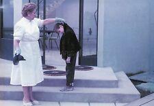 JACQUES TATI MON ONCLE 1958 VINTAGE POSTCARD