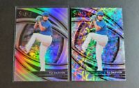 Yu Darvish 2020 Select Silver Prizm And Scope Prizm Premier 2x Lot, Padres Cubs