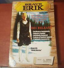 MARX TOYS VIKING~BRAVE ERIK ~VIKING  WARRIOR~NEW issue 2001 NIB AS-IS