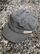 Quicksilver Ripstop Khaki Adjustable Army Hat Cap