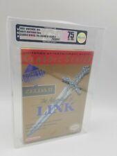Zelda II 2 The Adventure of Link Classic Series Nintendo NES VGA 75 EX+/NM 1992