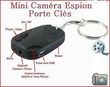 Mini Caméra Porte Clés Espion Haute Définition Appareil Photo Audio Vidéo HD