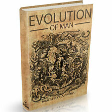 Human Evolution Books on DVD Charles Darwin Darwinism Natural Selection