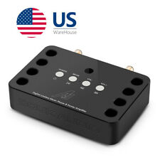 Bluetooth 5.0 Audio Power Amplifier Receiver USB Music Player Integrated Amp