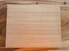 Body Korpus Blank Kantel Rohling Mahagoni Sapeli 46mm Tonholz Gitarrenbau 3