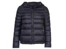 Barbour International Ladies Helical Baffle Jacket, NWT, Black, Size 6 US