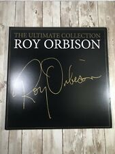 "ROY ORBISON: ""THE ULTIMATE COLLECTION"" DOUBLE VINYL RECORD ALBUM LP (2016) VG"