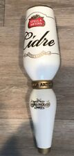 "Stella Artois Cidre Beer Draft Tap Handle Cider Handpicked Apples 10"""