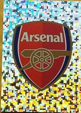 3 Arsenal Insignia 2012/2013 Topps Premier League Pegatinas Brillante matarratas