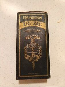 Zig Zag Corkscrew